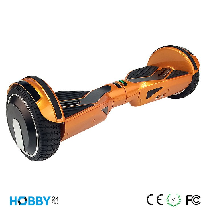 Esway N7 smart scooter gold inkl. Tasche Modell 2016 - Pic 1