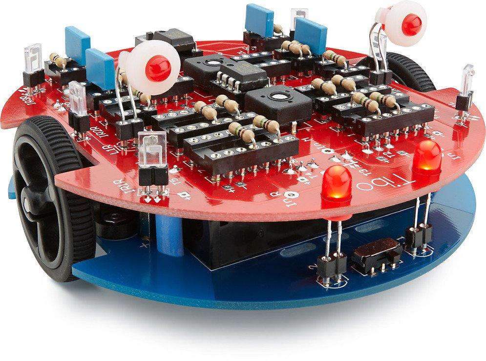 Variobot tinobo Roboter Bausatz - Pic 1