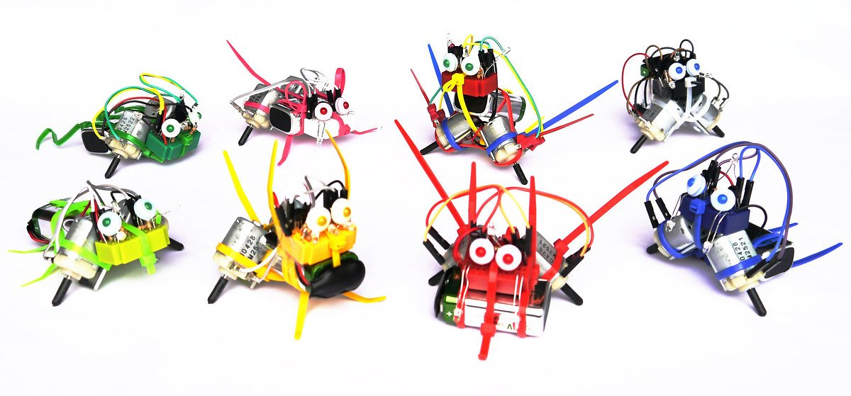 Variobot kabibo Ergänzungs Set für Roboter - Pic 2