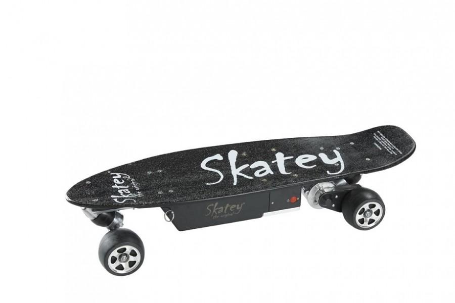 Skatey Electric Skateboard 250 Black