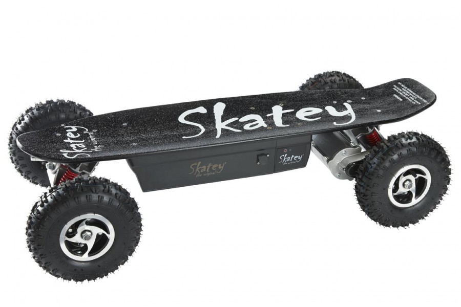 Skatey Electric Skateboard 800 Black