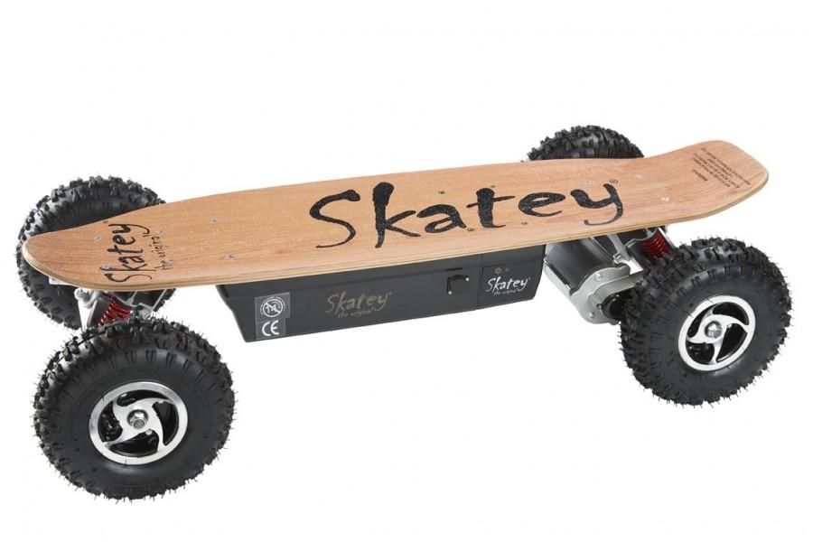 Skatey Electric Skateboard 800 Wood