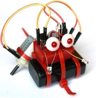 Variobot kabibo Roboter Bausatz